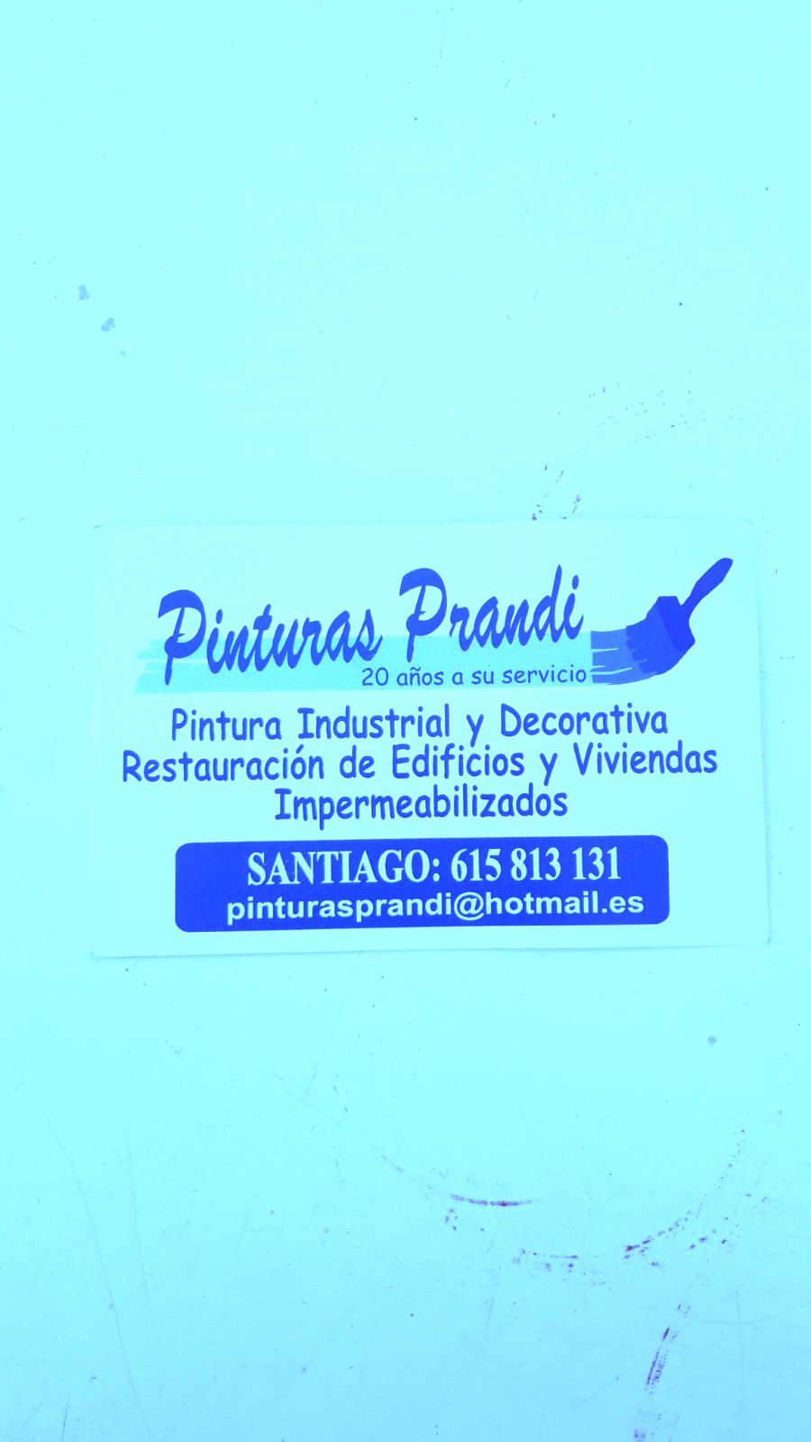 Pinturas Prandi