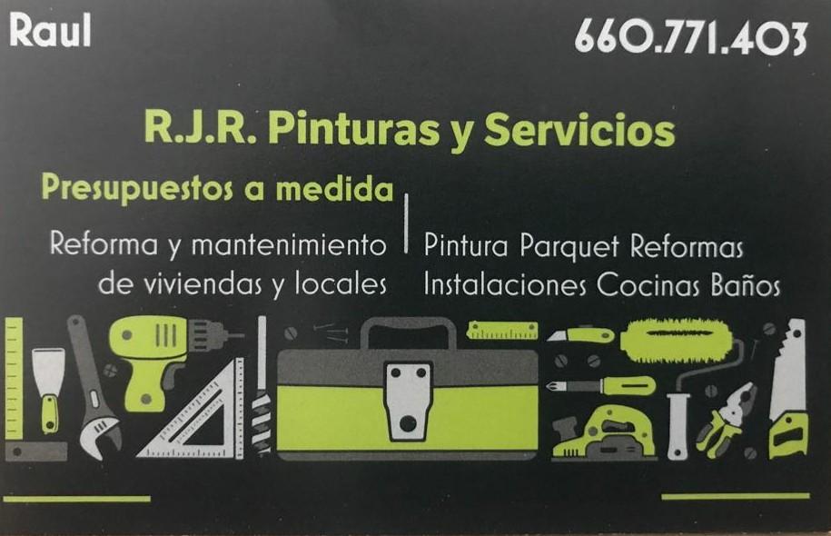 RJR Pinturas y Servicios
