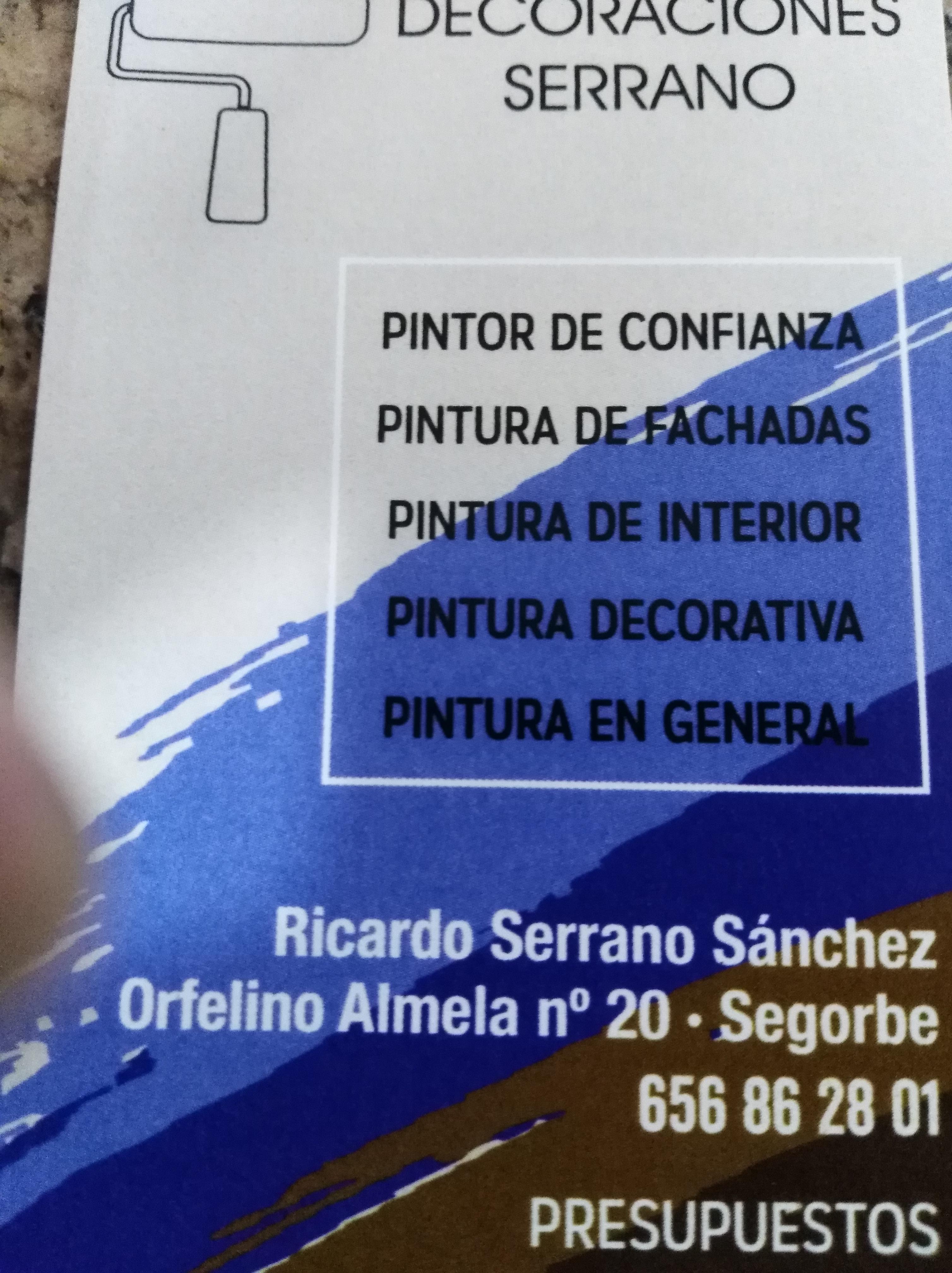 Decoraciones Serrano