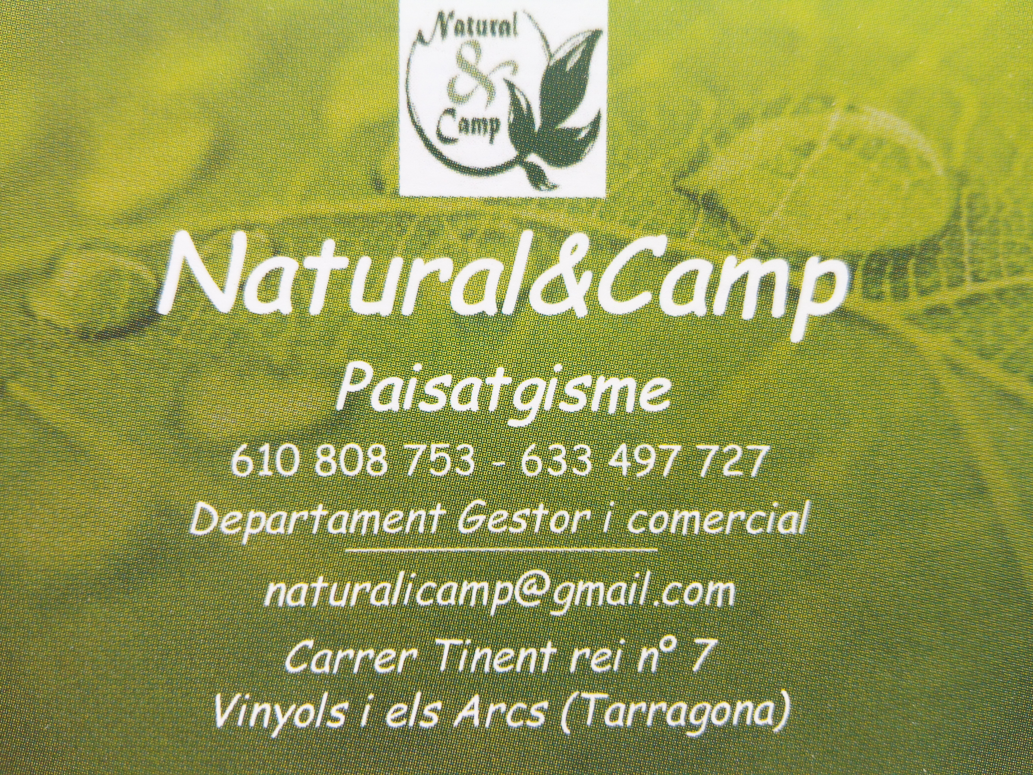 Natural&camp