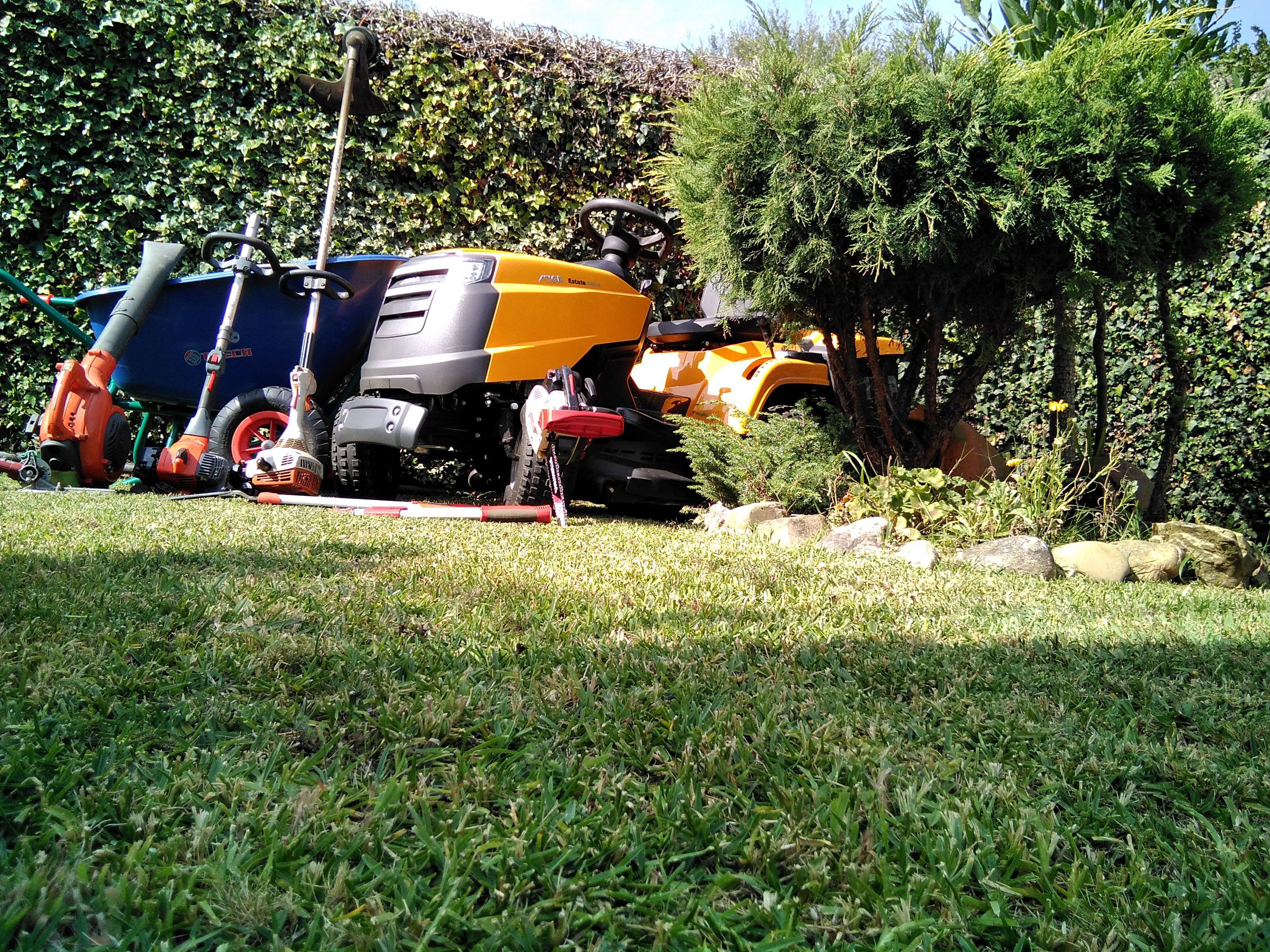 Jardinería Jomaco