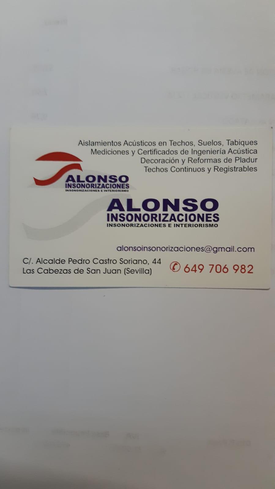 Alonso Insonorizaciones