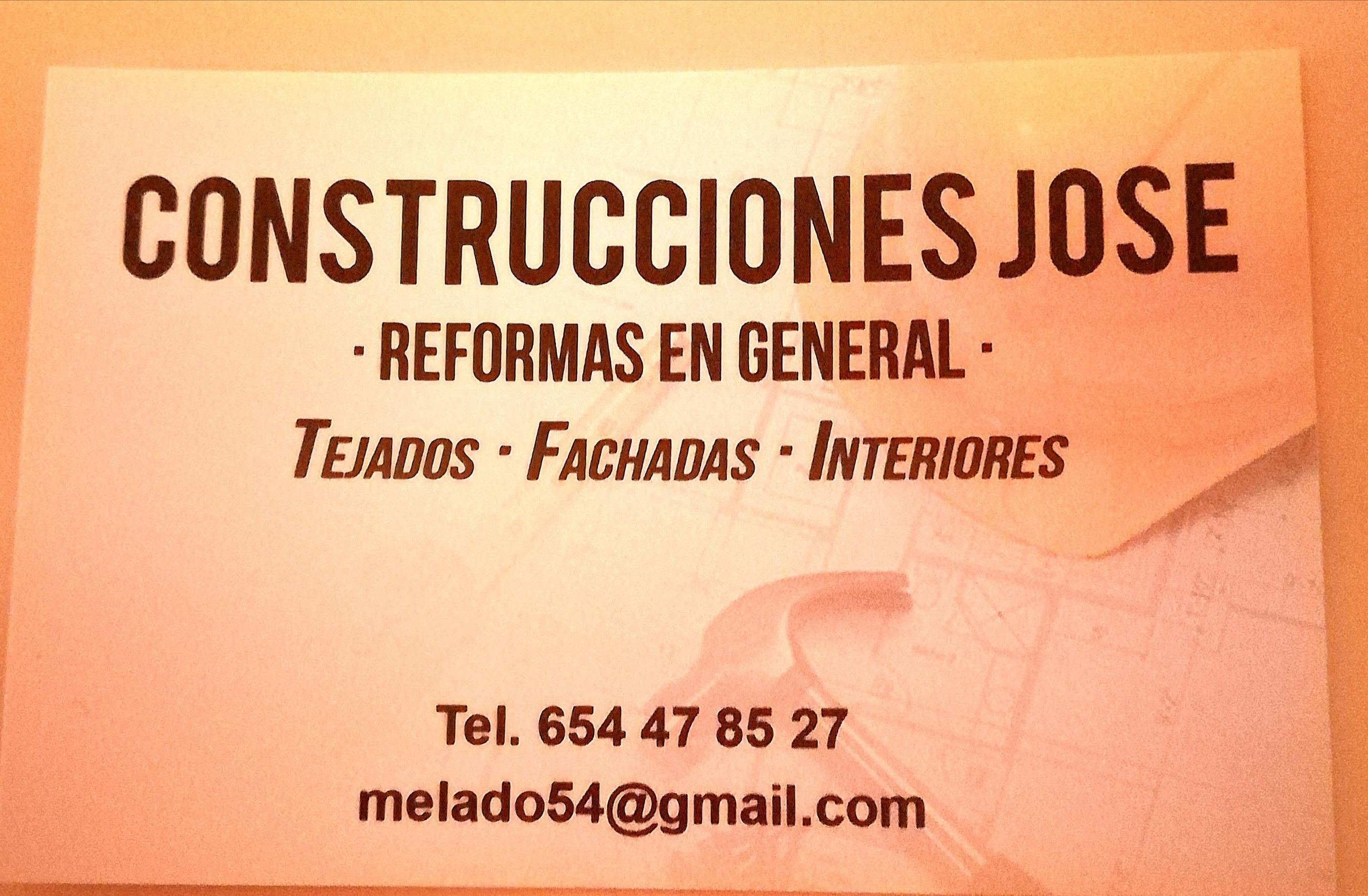 Construcciones Jose