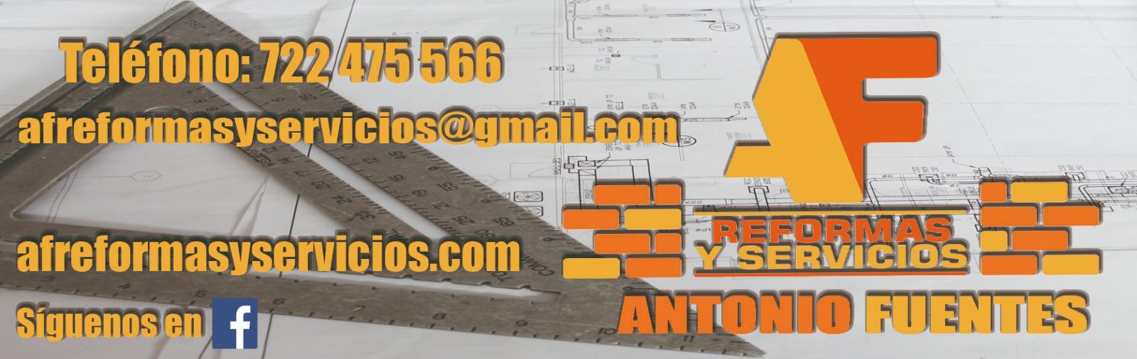 Antonio Fuentes Reformas