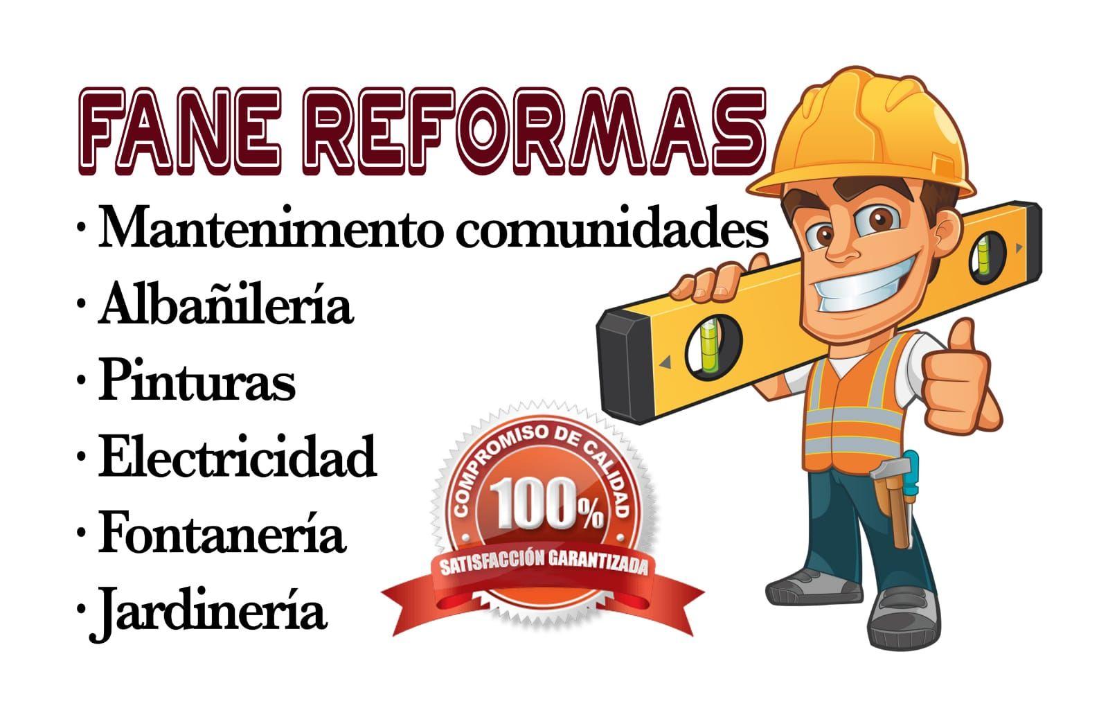 Fane Reformas