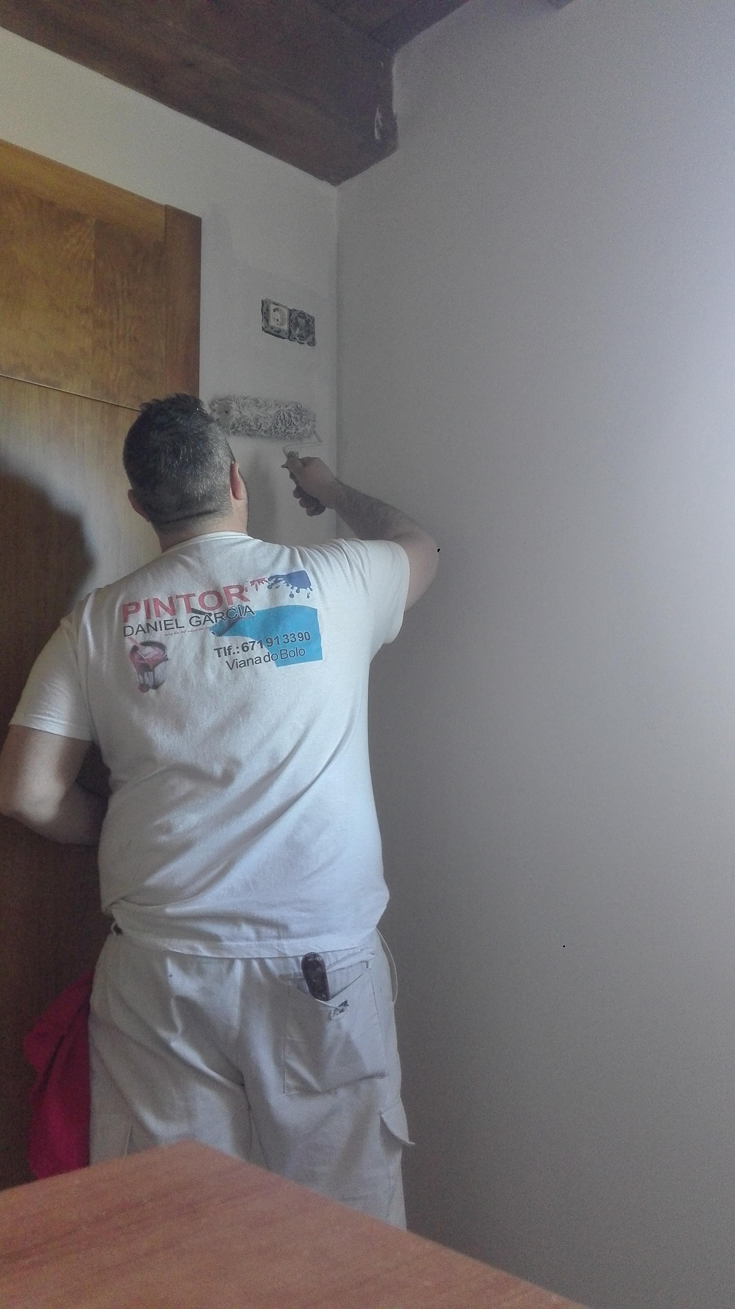 Pintor Daniel García