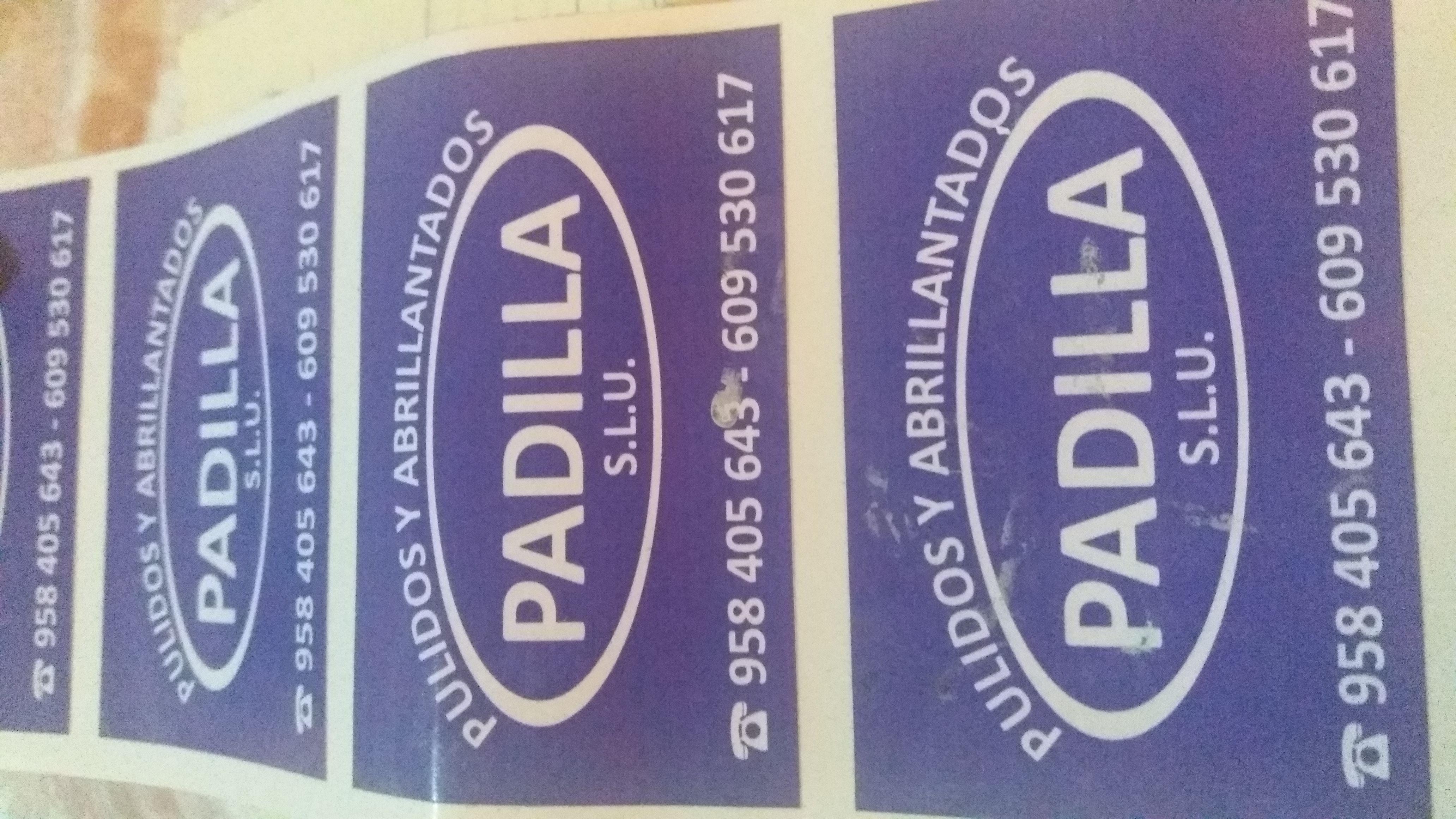 Pulidos Padilla S.l.u