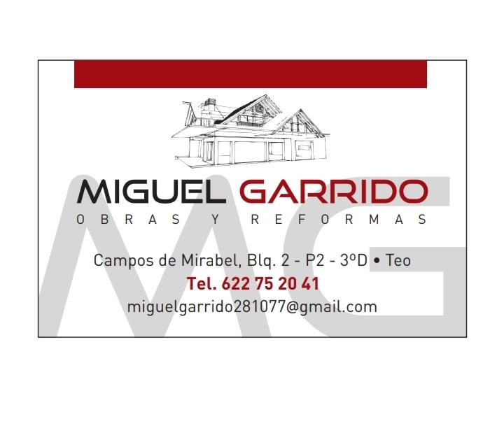 Reformas Miguel Garrido