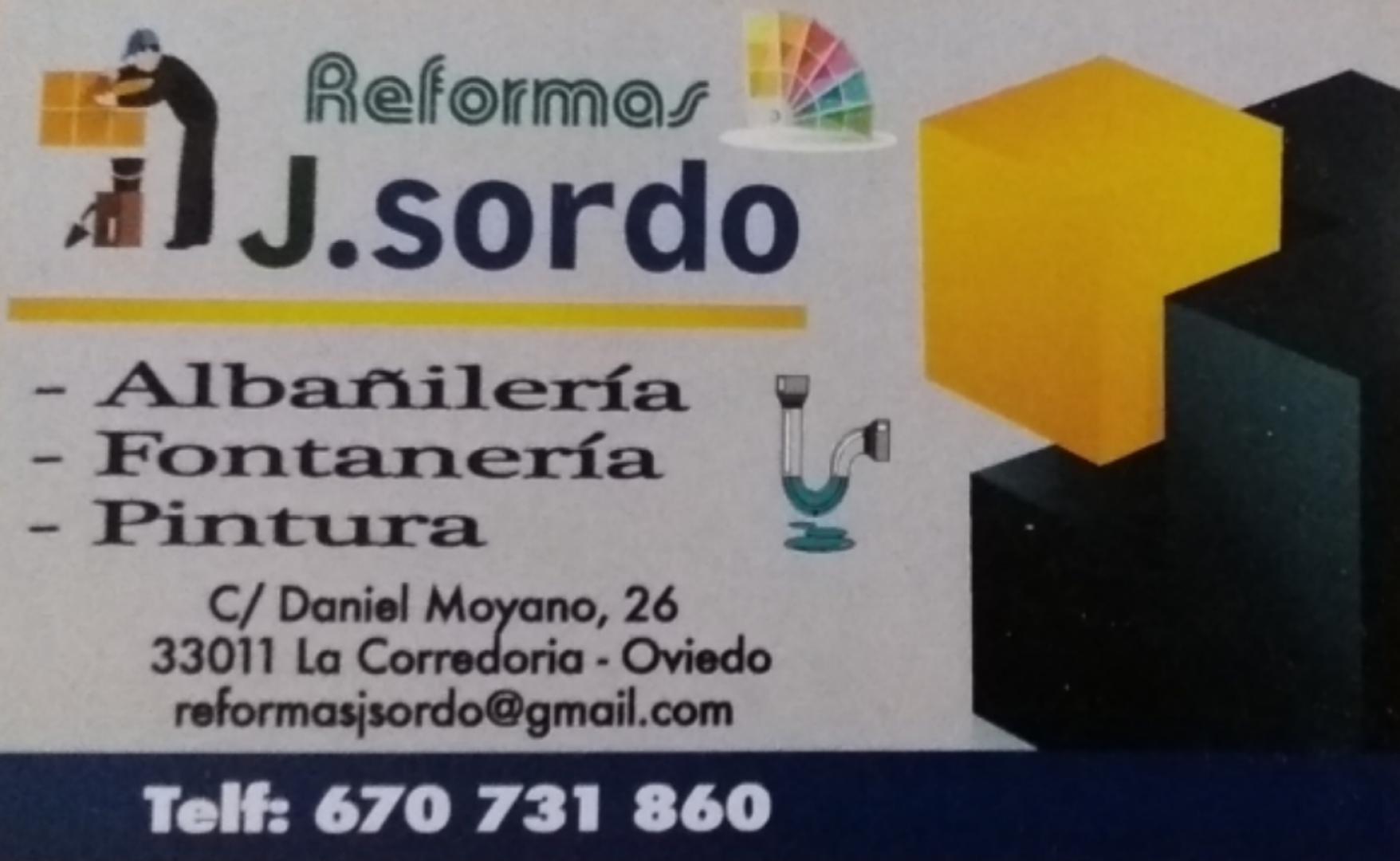 Albañilería Sordo