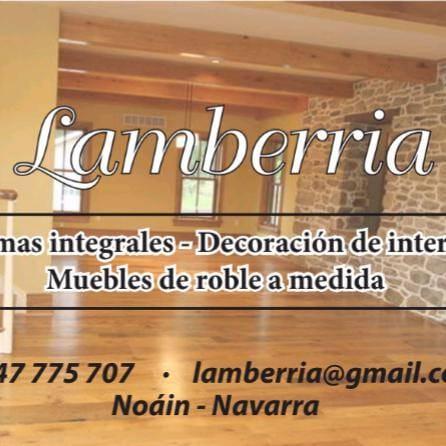 Lamberria Reformas integrales