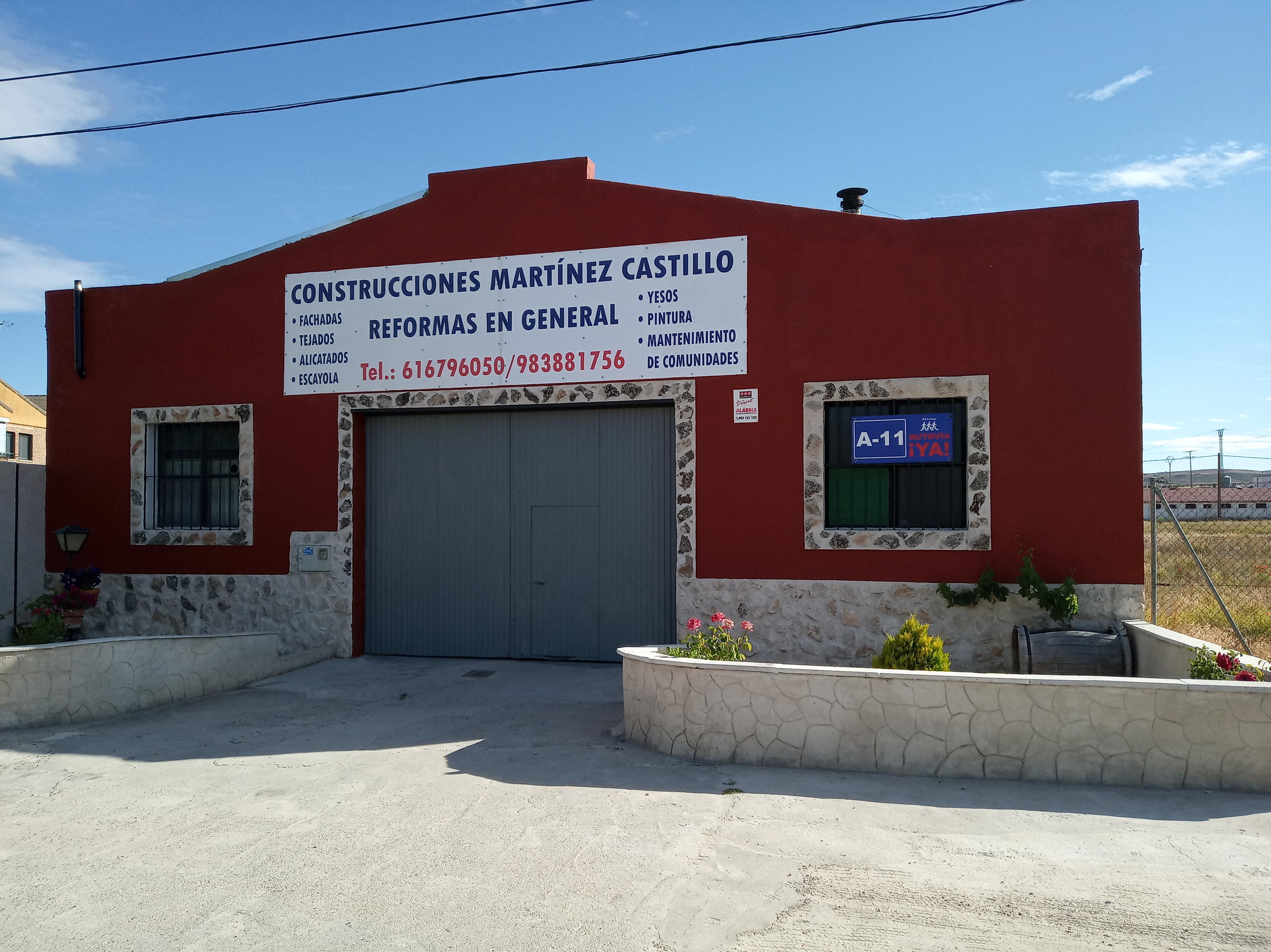 Reformas Martínez Castillo