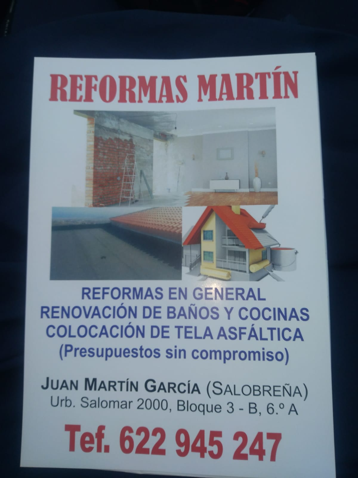 Reformas Martín