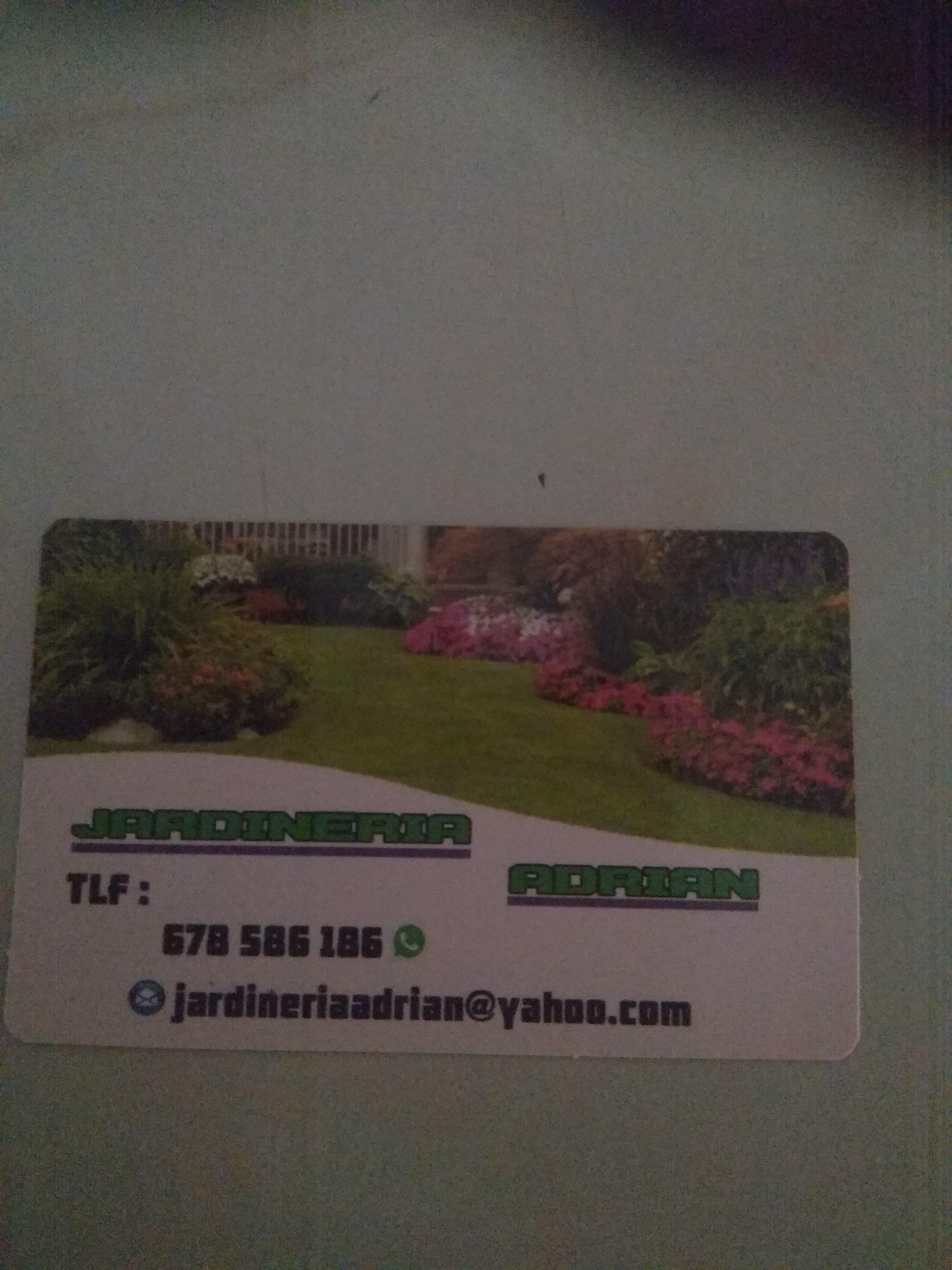 jardineria Adrian