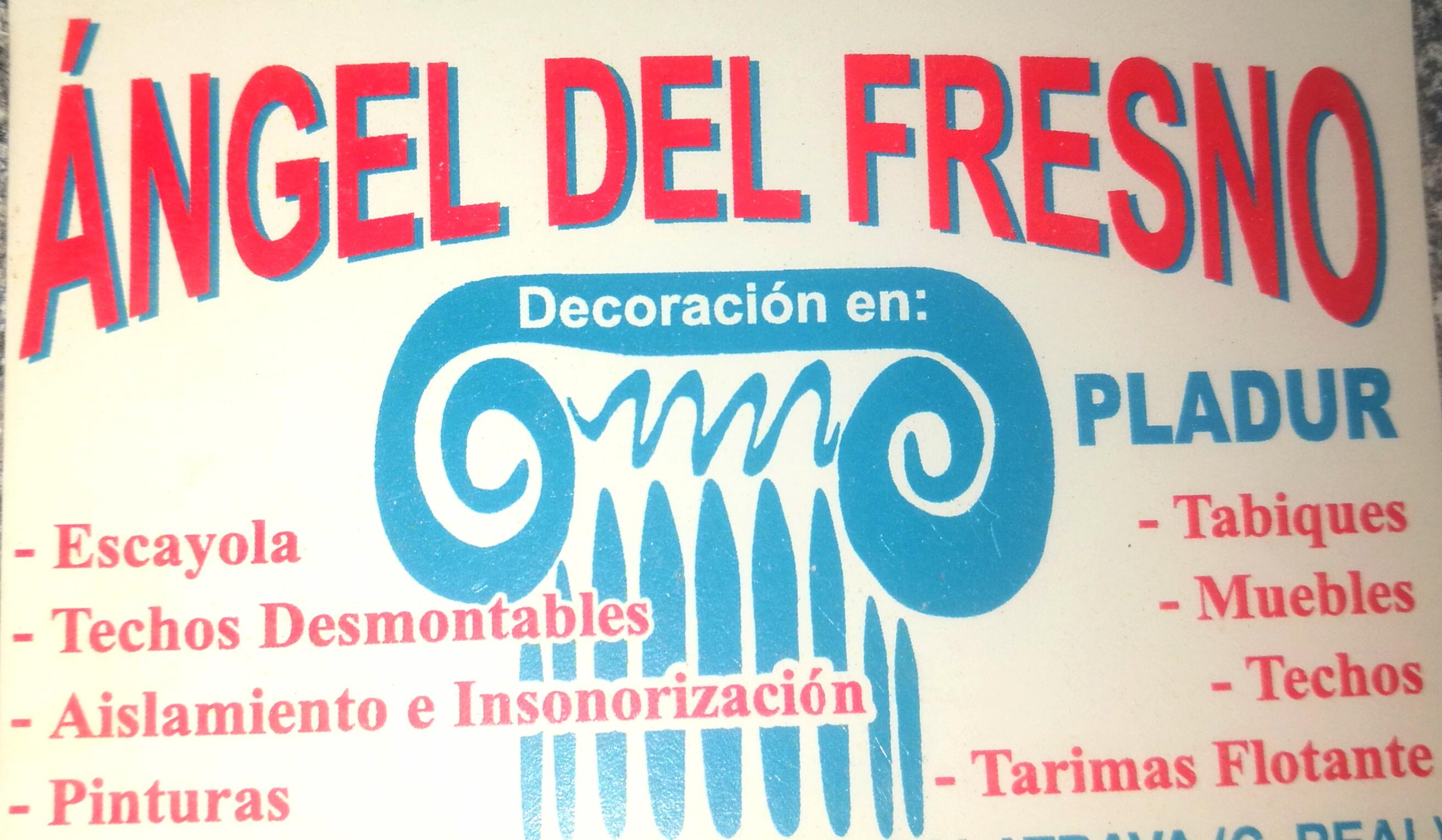 Angel Del Fresno