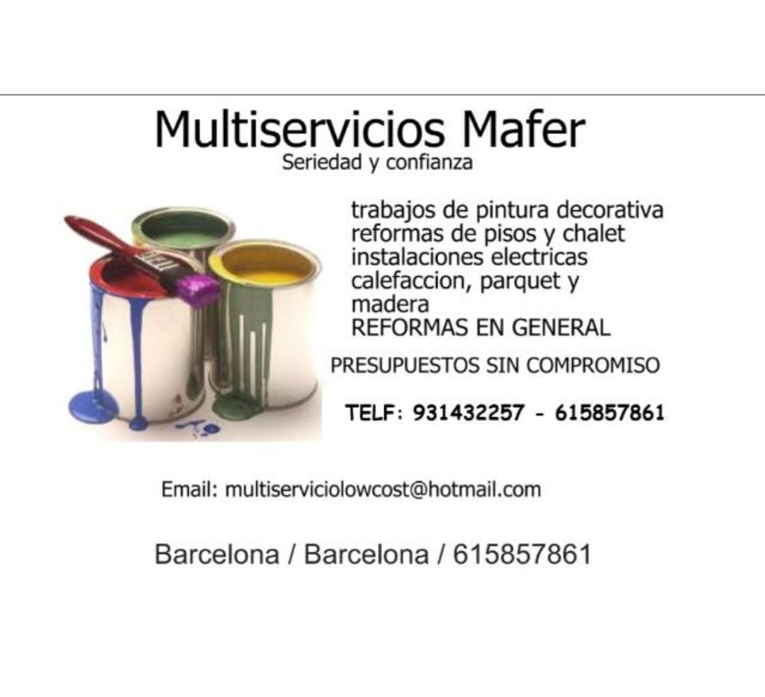 Multiservicios Mafer