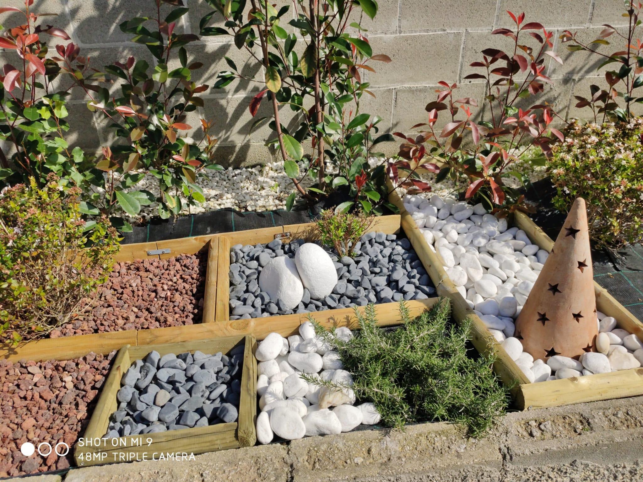 Jardinería Areas