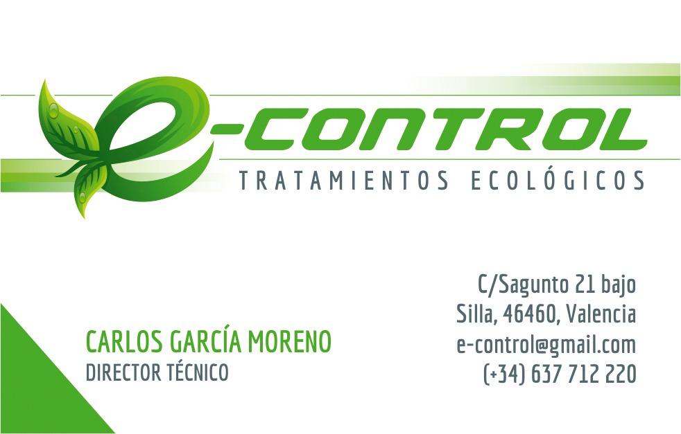 E-control tratamientos ecológicos