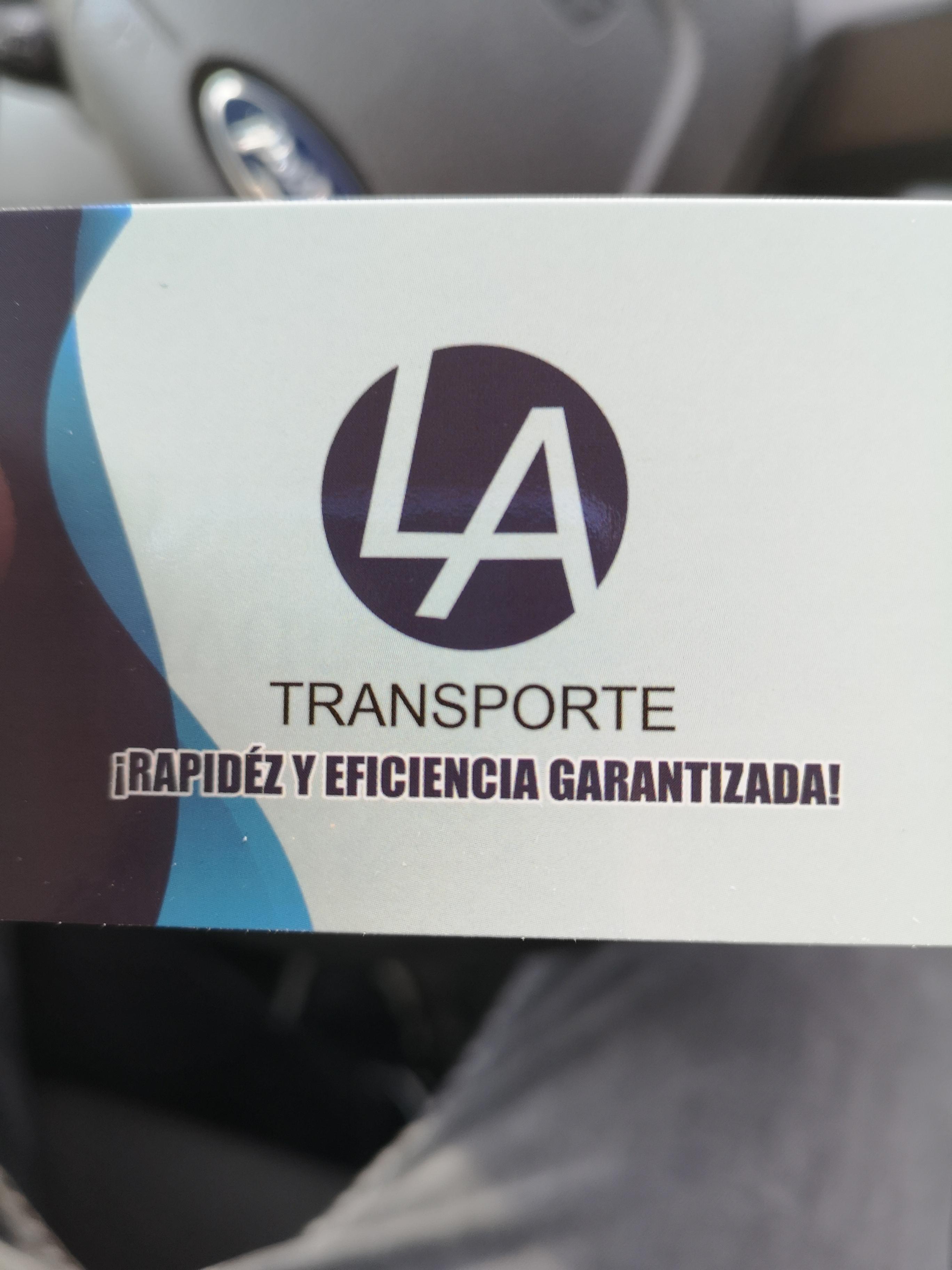 Transporte L&a