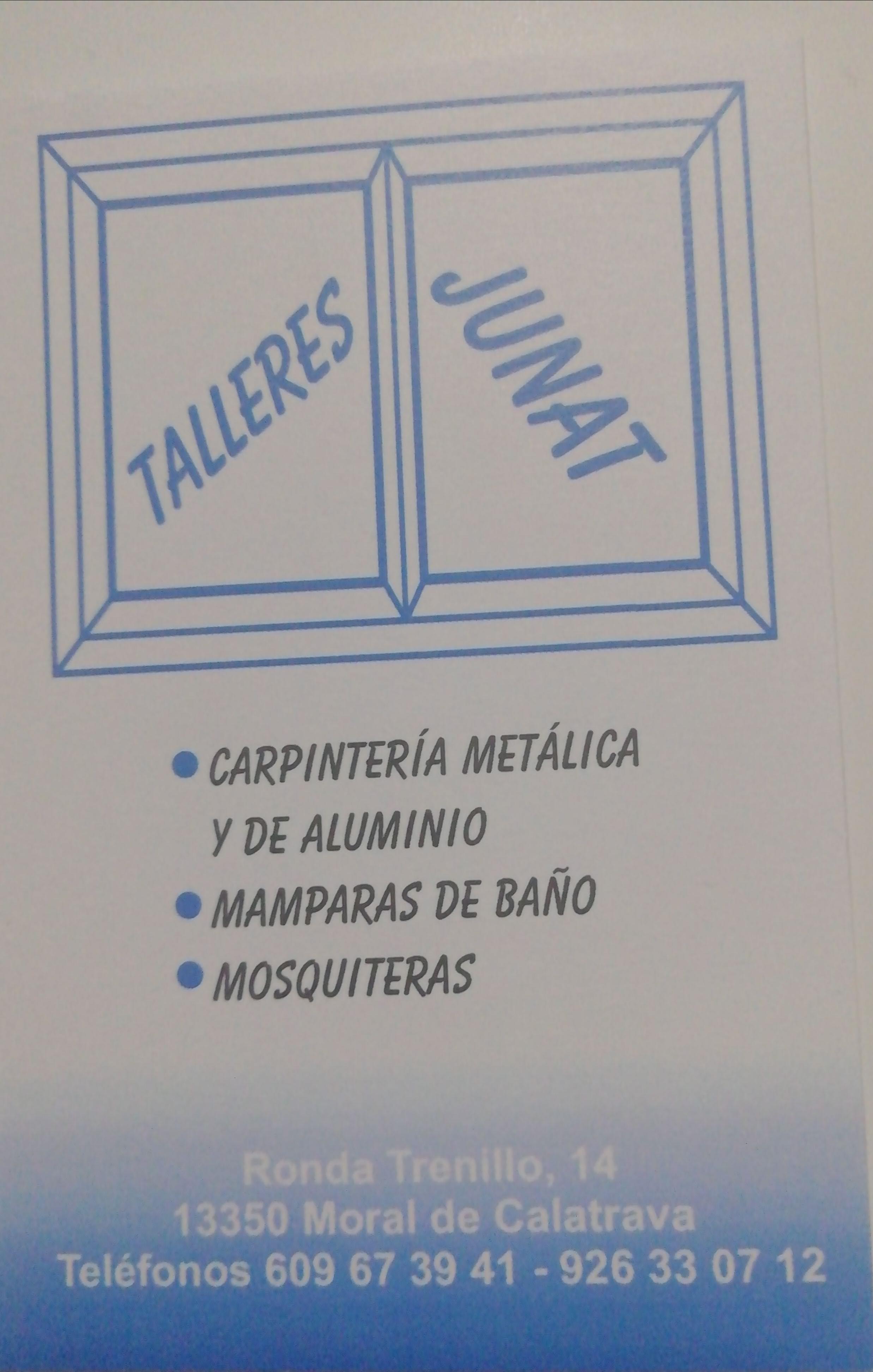 Aluminios Juan Ramón Huertas Salvador