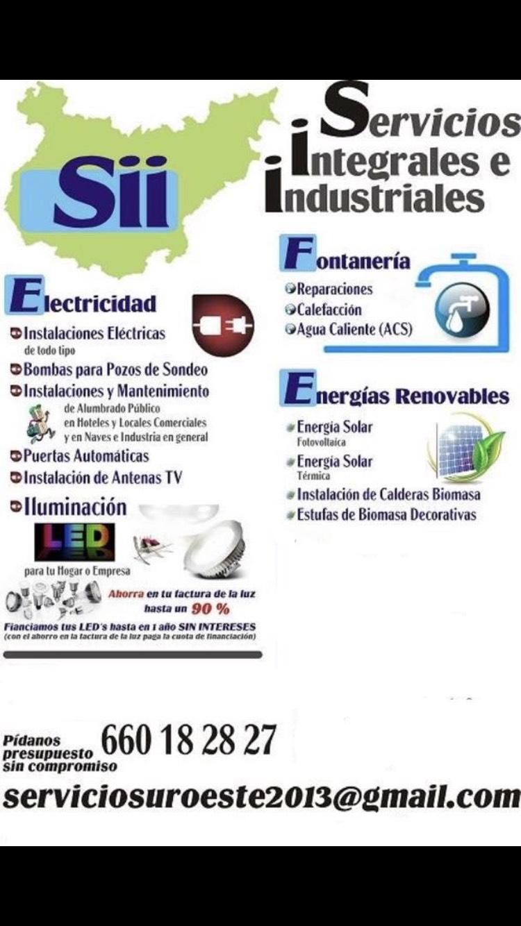 Servicios Integrales e Industriales