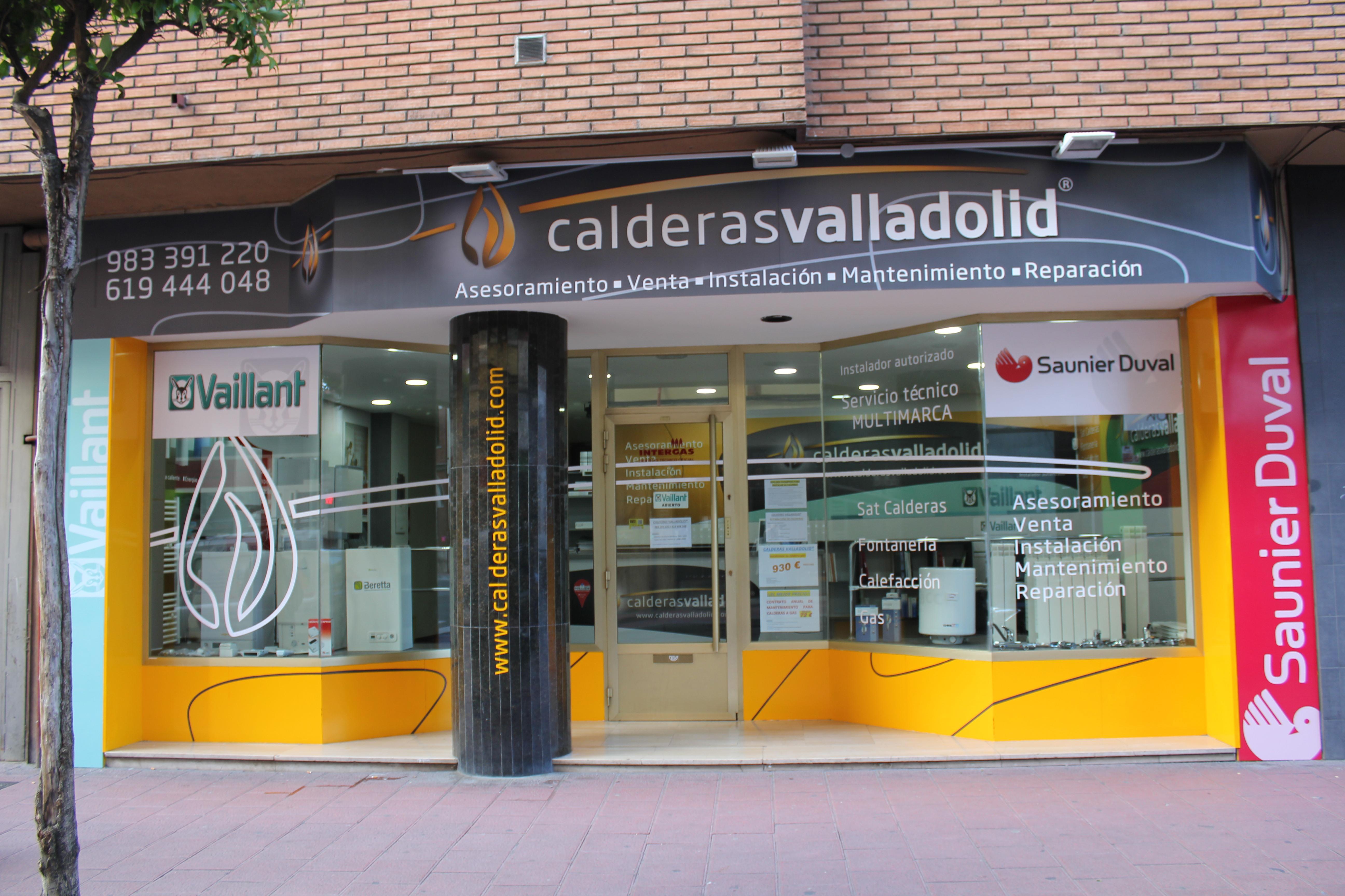 Calderas Valladolid