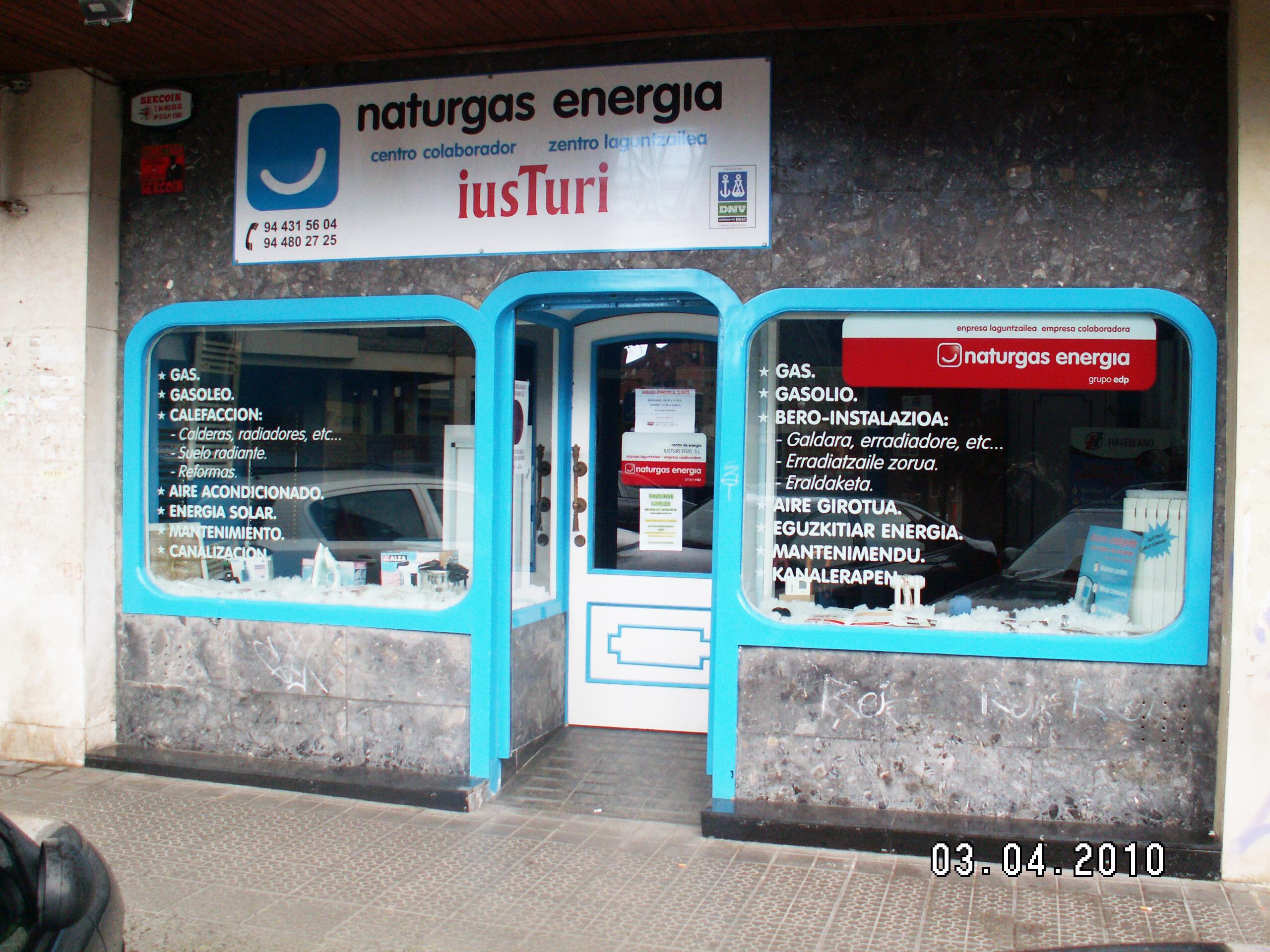 ius Turi 2000 Calefacción y Gas Getxo