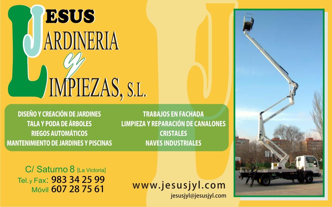 Jesus Jardineria Y Limpiezas S.l.