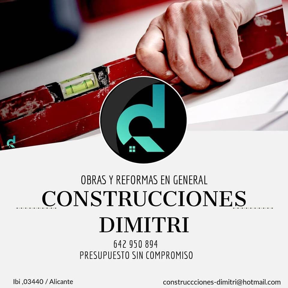Obras Y Reformas Dimitri