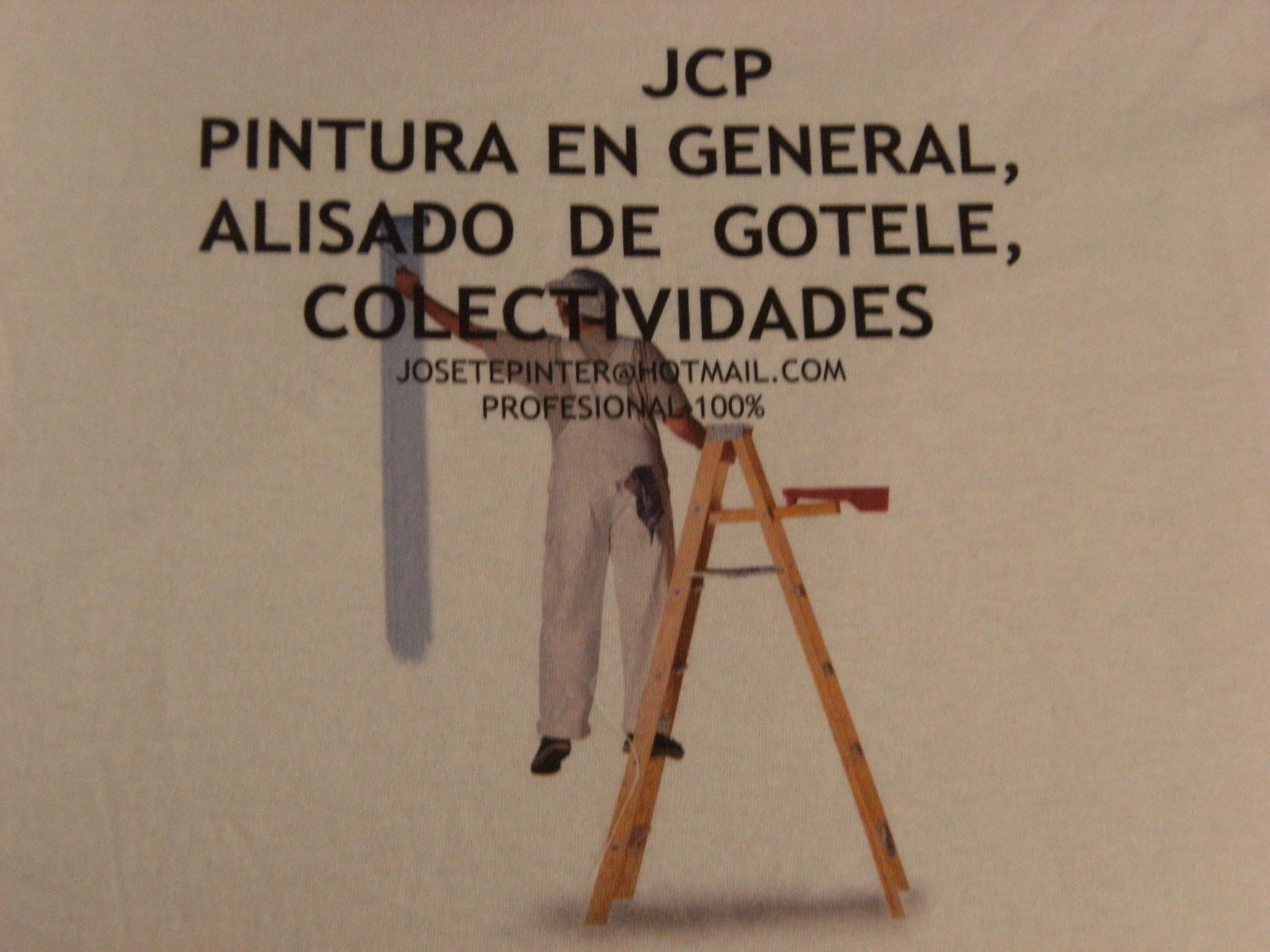 Jcp Impermeabilizaciones,pintura Y Alisados
