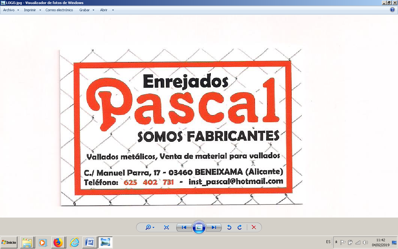 Instalaciones Pascal