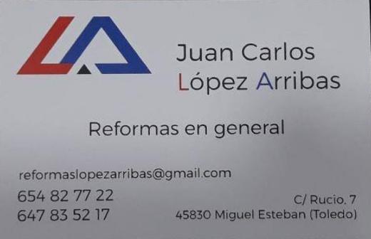 Reformas Juan carlos lopez arribas