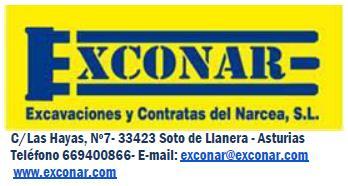 Excavaciones Y Contratas Del Narcea, S.l.