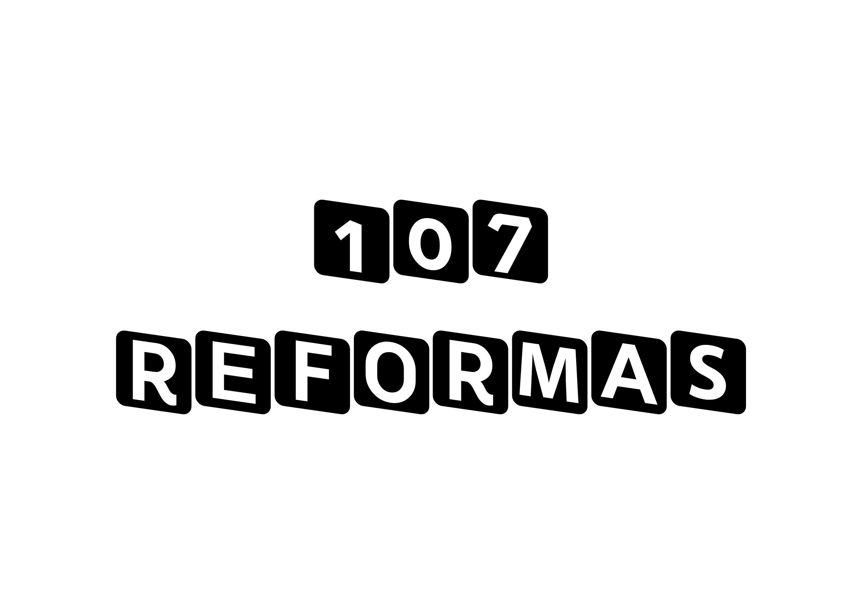 107 Reformas