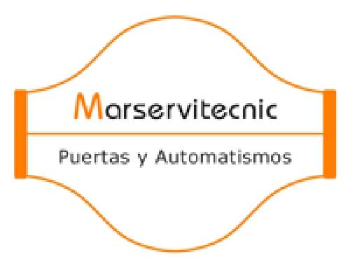 Automatismos, Puertas Y Control De Accesos. Marservitecnic