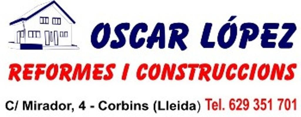 Oscar López Reformas Y Construcciones