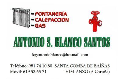 Fontanería Antonio Blanco