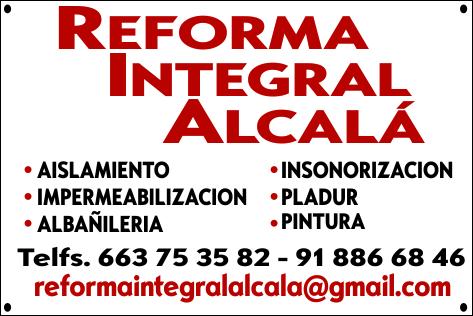 Reforma Integral Alcala