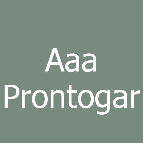 AAA Prontogar