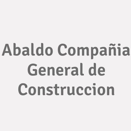 Abaldo Compañia General de Construccion