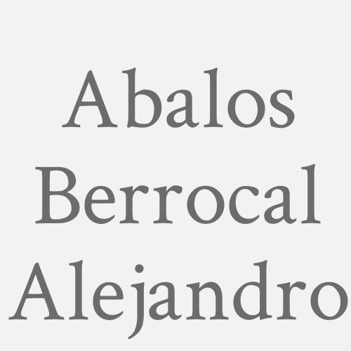 Abalos Berrocal Alejandro
