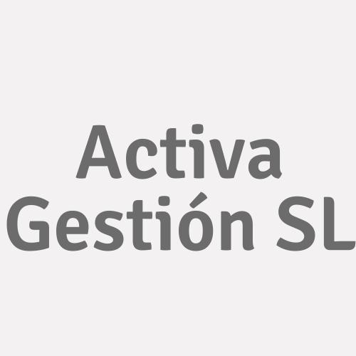 Activa Gestión Sl