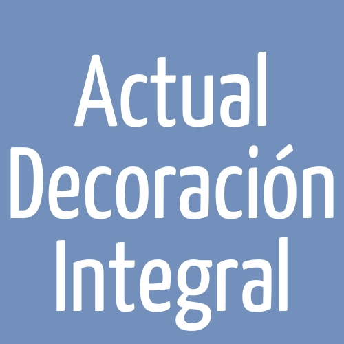 Actual Decoración Integral