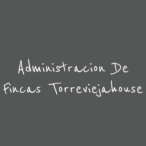 Administracion de Fincas TorreviejaHouse