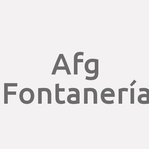 Afg Fontanería