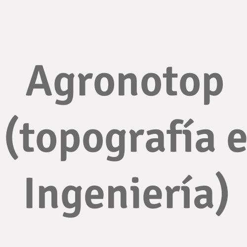 Agronotop (topografía E Ingeniería)