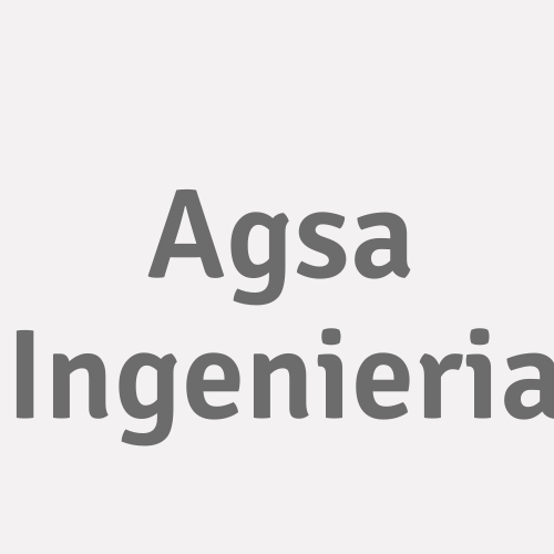 Agsa Ingenieria