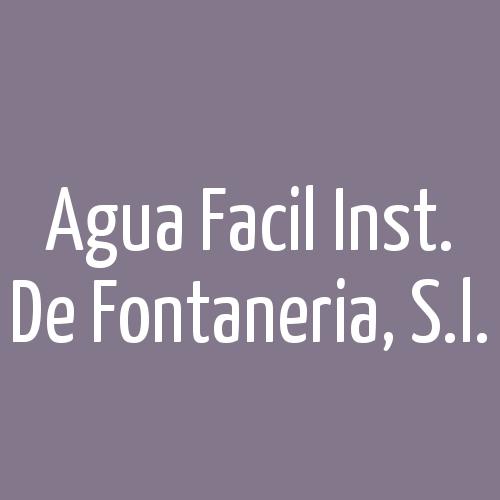 Agua Facil Inst. De Fontaneria, S.l.