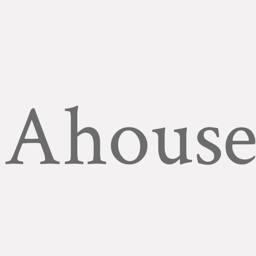 Ahouse