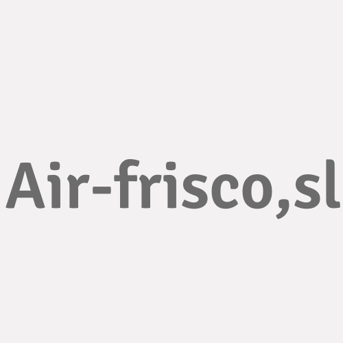 Air-Frisco,S.L.