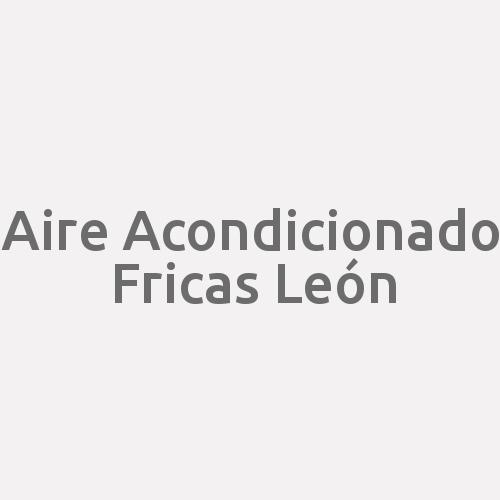 Aire Acondicionado Fricas León